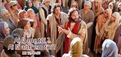 Nhân Vu Lan Mùa Báo Hiếu - Thử Tìm Hiểu Chúa Jesus đã đối xử với Cha Mẹ Ngài như thế nào?